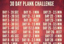 30日プランクチャレンジ