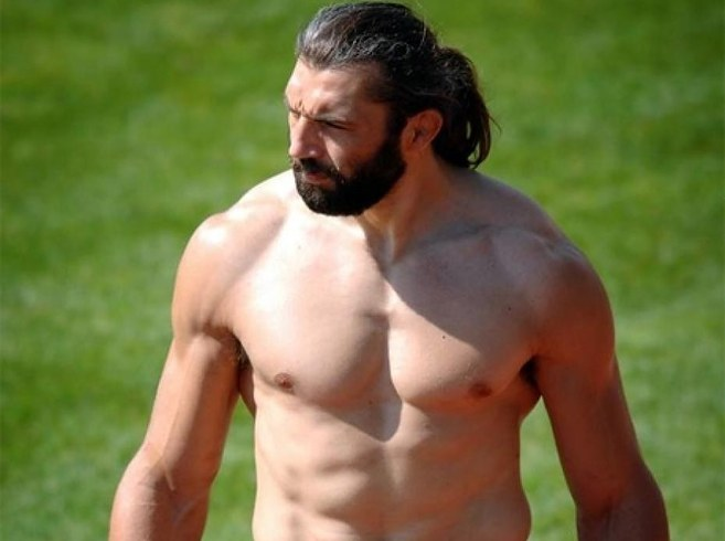 Sébastien Chabal (France)